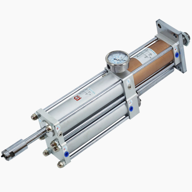 High Quality Hydraulic Pneumatic Air Booster Cylinder, Output power 1T~60T,Bore Size 63~180mm,Stroke 50~400mm