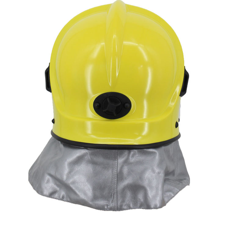 Fireman Rescue Fire Fighting Helmet