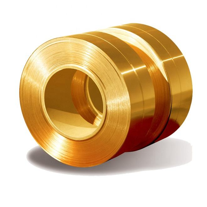C2800 brass sheet coil/roll