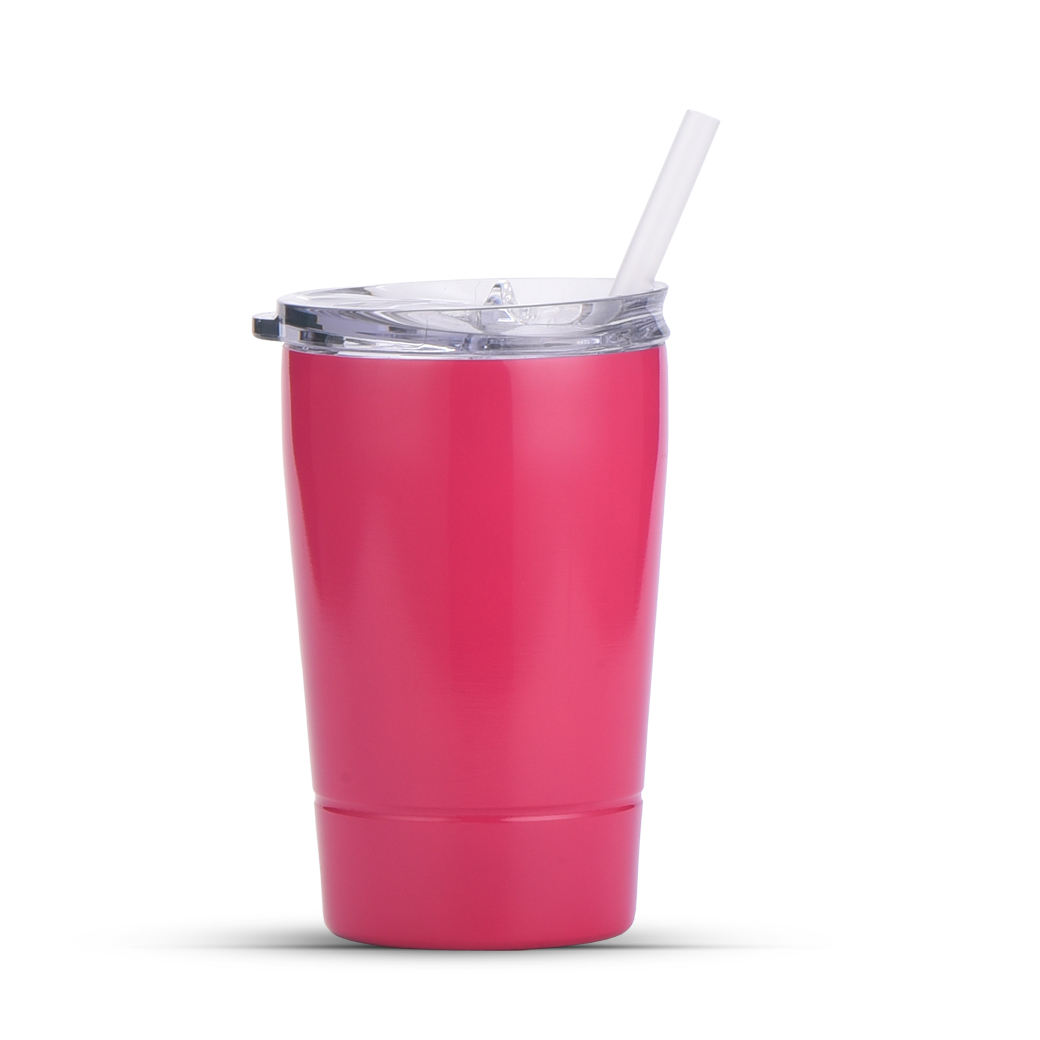 Stainless Steel Kids Straw Tumbler Cup in Bulk for Kids with Lids Kids Tumbler Stainless Steel Cup