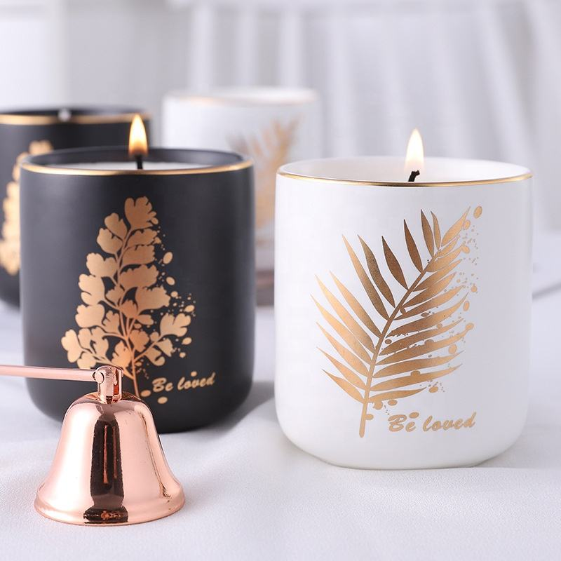 factory custom wholesale candles scented aromatherapy soy candles