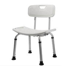 HDPE removable aluminum frame CE disabled people perineal bathroom adjustable shower seat bariatric bath chair for elderly