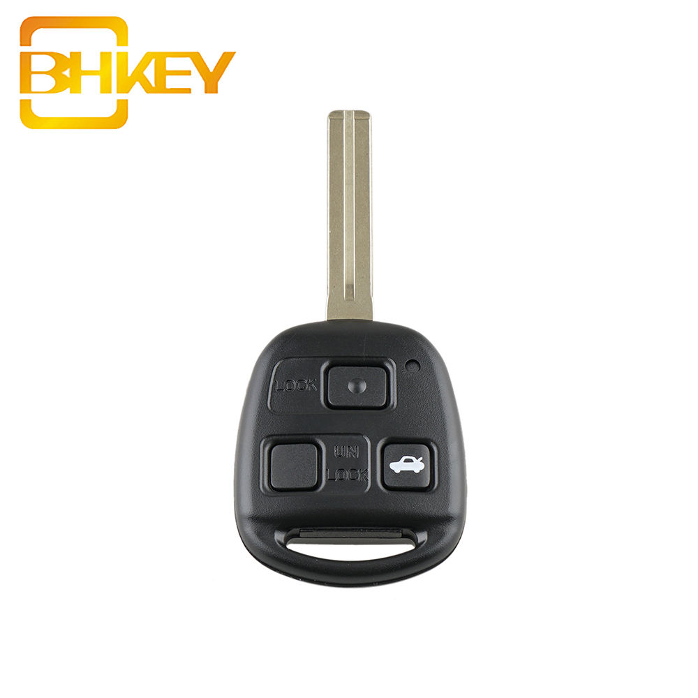 3 tasten 314 Mhz HYQ1512V 4C Chip Keyless Entry Fob Remote Key Für <span class=keywords><strong>Lexus</strong></span> GS430 IS300 LS400 Auto Teile
