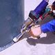 Welding Machine PIPINSUL Welding Machine Portable Plastic Extrusion Welding Gun