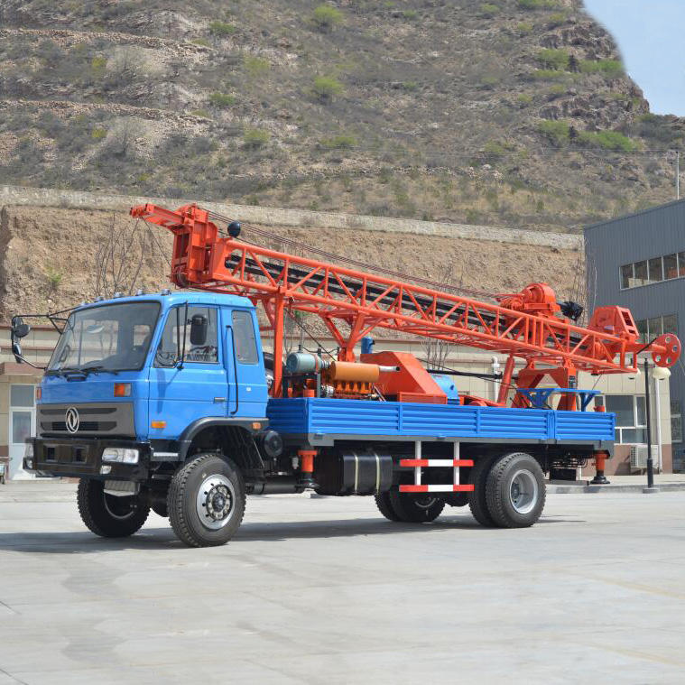 G-III Lkw Mounted Drilling Rig