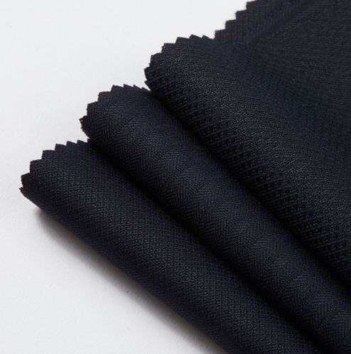 Attractive Price New Type Suiting Natural Coat Worsted Wool Fabrics