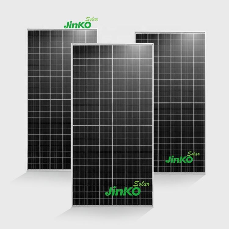 Jinko Tiger Efficient Monocrystalline Silicon solar panel cleaning 445w 450w 455w 460w 465w PV solar module