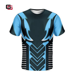 Gratis Ontwerp Over Sublimatie Esports Jersey Custom