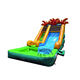 Blow up backyard water slide inflatable pool slides for sale
