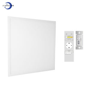 dimmable led flat panel light 3000k-5000k color changing