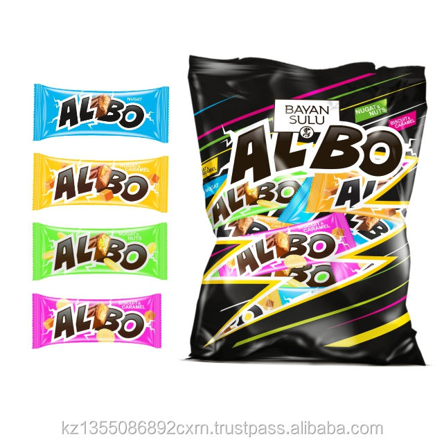 Set of chocolate candies Albo Bayan Sulu 500 g sweets and chocolates