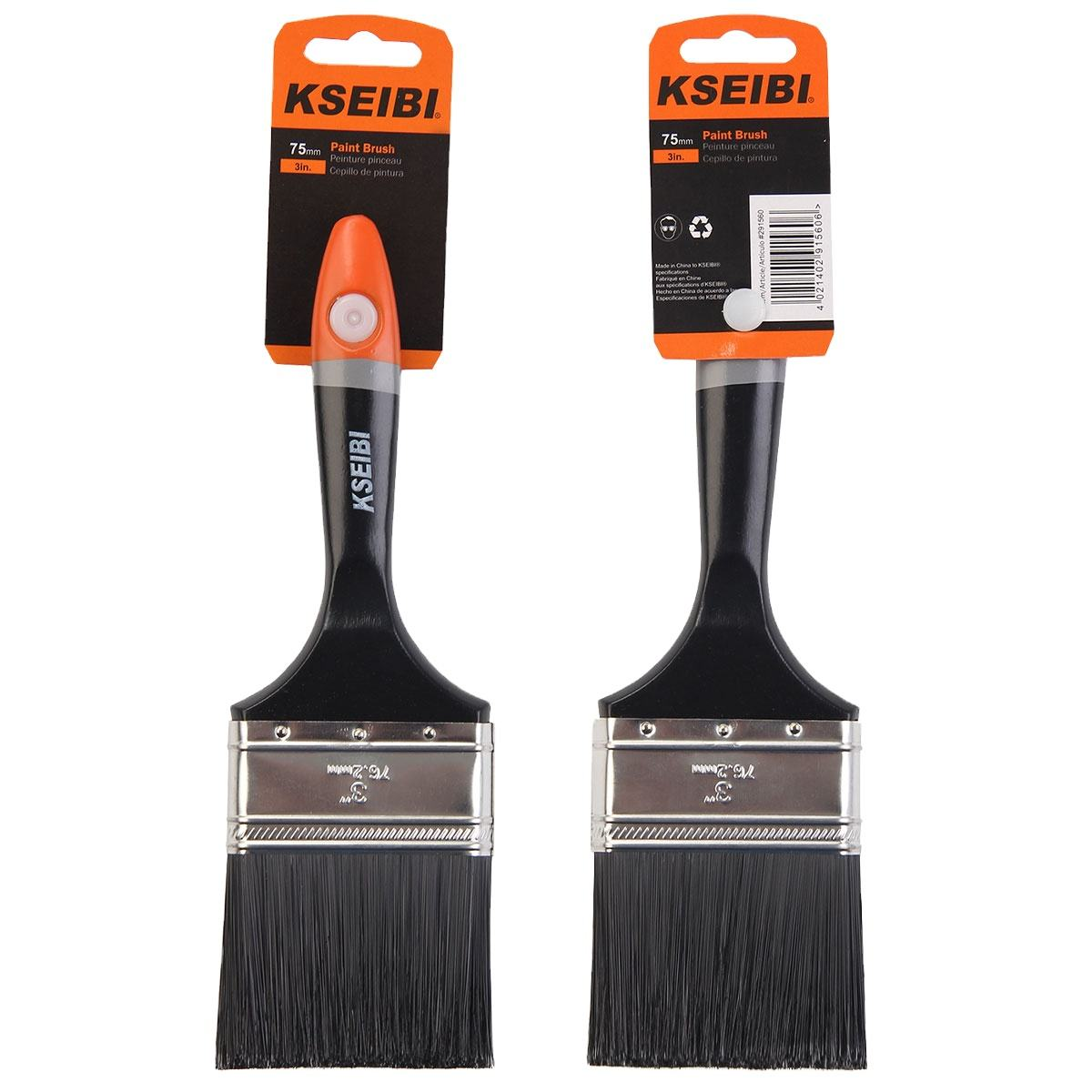 KSEIBI Most Popular 1''25MM 4''100MM Paint Brushes Trade Professional