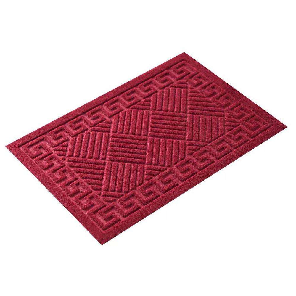 Printed Rubber Embossed Floor Mat Door mat With Personal Logo Share Flooring entrance embossed PVC backing floor door mat