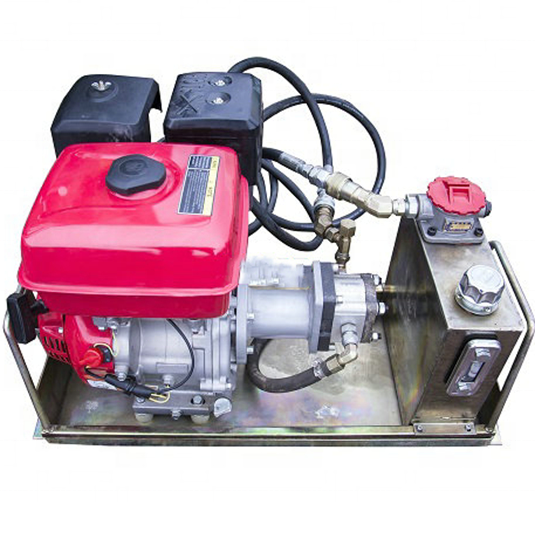 hydraulic power unit / portable hydraulic power pack petrol engine hysraulic power unit
