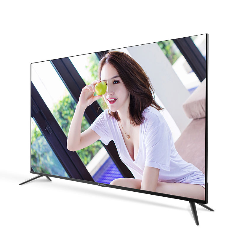 New!! 50inch Android 9.0 version Smart television, Chinese 50 inch LED tv 4k Dled, 50 inch big screen television