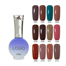 Gel effect nail polish essie colors display for 120 Colors 10ml Colorful Nail Art Nail Varnish Varnish Peel Off