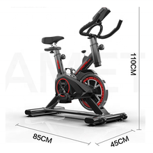 Sports Static Bicycle Exercise  Commercial Spinning Bike