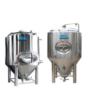 Ace Airlift Stainless Steel Fermenter,Cartoon Tank,Feremnting Secondary In Same Fermenter