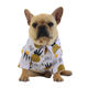 China Suppliers Pet Cloth T-shirt Dog Summer Shirts Lovely Pet Clothes Dog Shirt