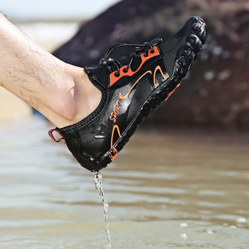 2020 Foldable Five Finger Shoes Barefoot Water Socks Water AquaShoes