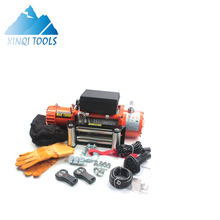 XINQI 13500lbs 4x4 Winch Cheap Portable Electric Winch For Sale