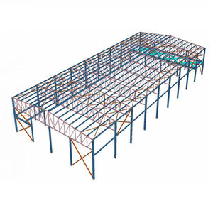 Steel Structure Building Malaysia Peb Metal Warehouse
