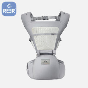 REER Soft Ergo Breathable ผู้ใหญ่ระบบ Travel Baby Carrier Baby Carrier Band Carrier ทารกแรกเกิด