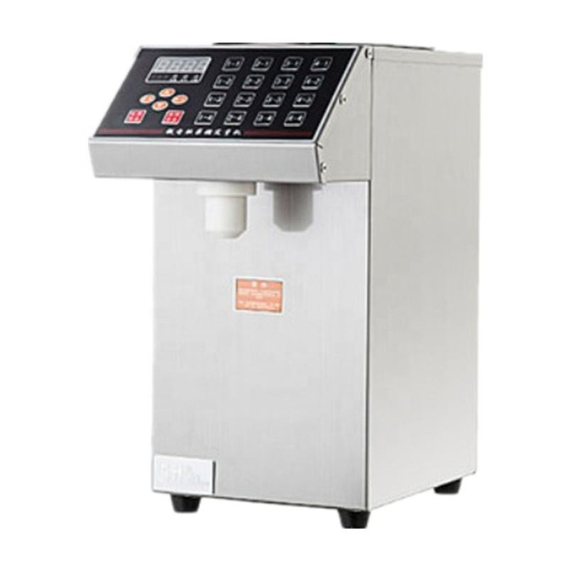 Bubble tea Machines and Equipments, Full stainless steel material Fructose dispenser,