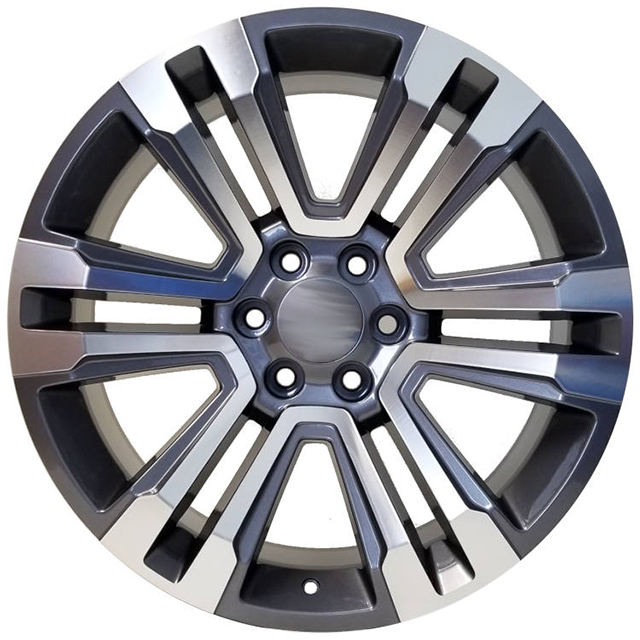 20 22 inch PCD 6x139.7 replica America car wheels for GMC