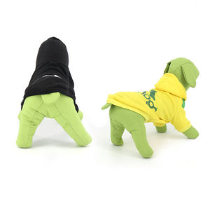 Free sample dog clothes winter pet clothes fashion warm sports style dog clothes