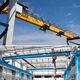Crane Outside European Type Ld 15 Ton Single Beam Bridge Over Crane Price