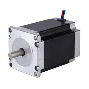 Cloudray CM16 Nema23 2Phase L80 S8 Cheap Stepper Motor 1.64V 4.0A 2.2N.m For CNC Kit Machine With CE