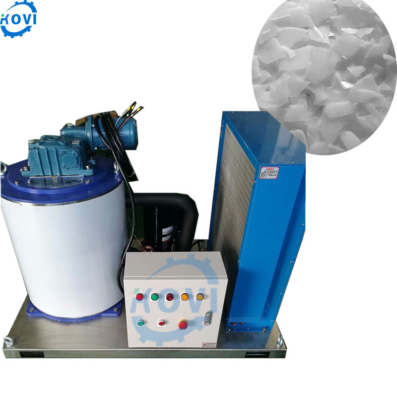 Hot sale ice maker flake 1 ton flake ice machine malaysia