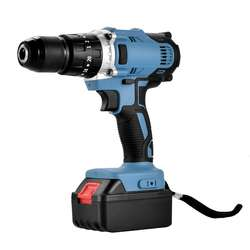 20V Cordless Electric Screwdriver Drill with Battery and Cha