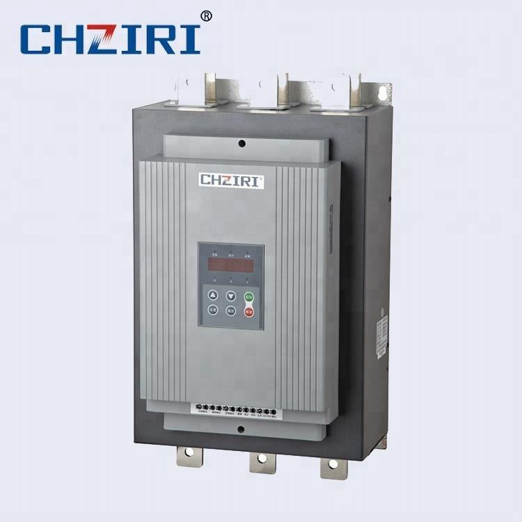 Three phase motor soft start controller ac soft starter 115kw