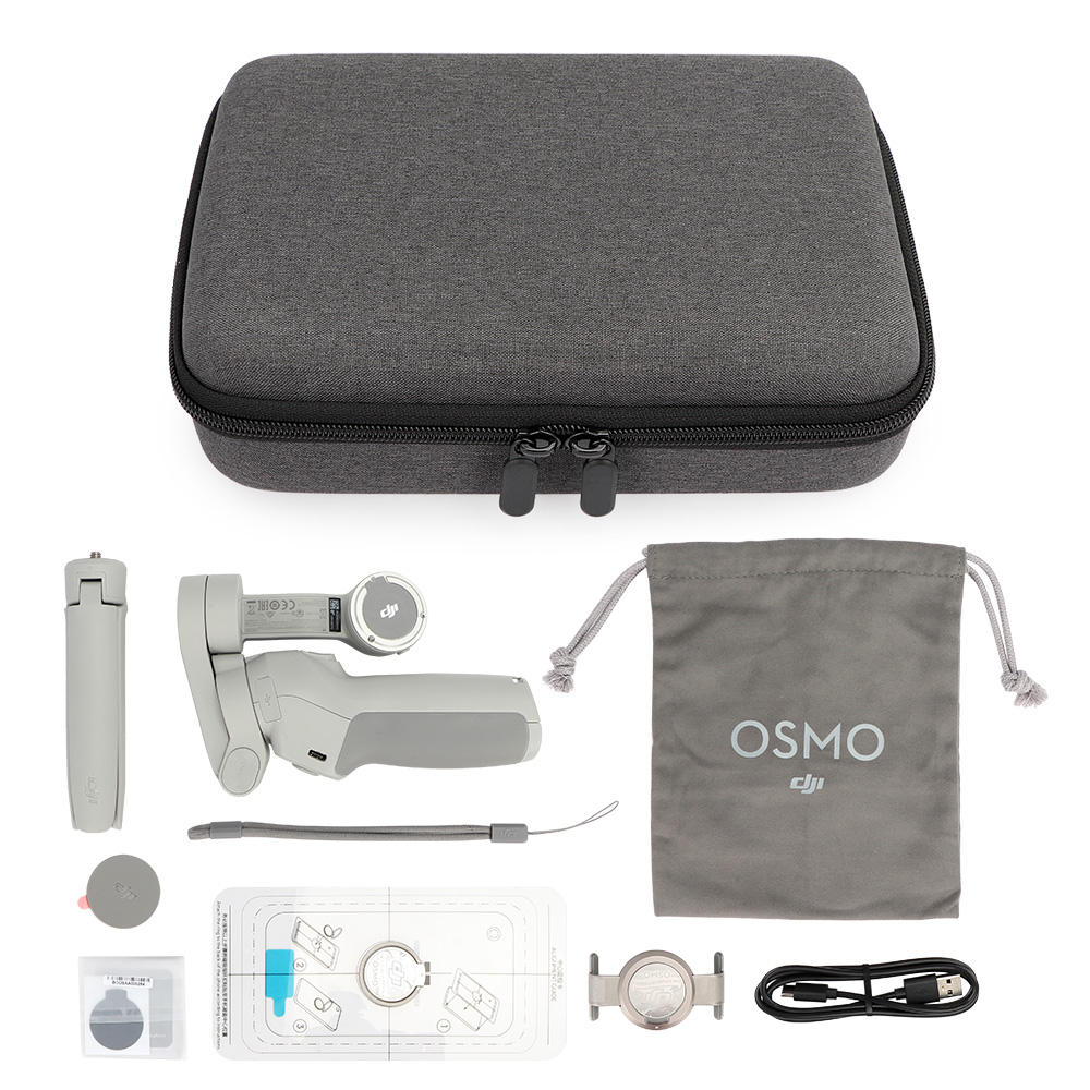 New DJI OM 4 Portable Storage Protective Carrying Case Handbag Gimbal Stabilizer for DJI OM 4 / Osmo Mobile 3 Accessories