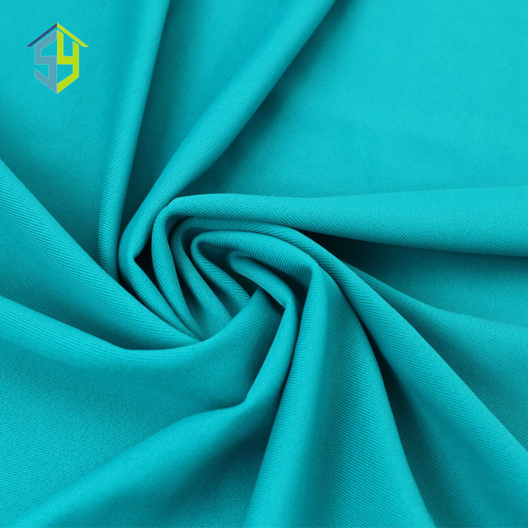 Free sample 85 polyester 15 spandex knit fabric