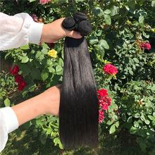Wholesale Cuticle Aligned Raw Indian Temple Hair Unprocessed Virgin Human Hair Bundles Extension
