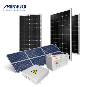 Low consumption home solar system for save a lot of electricity bills