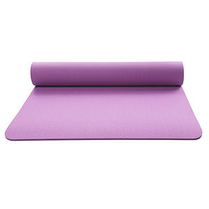 Hot Sale Pink Anti Slip Natural Non Toxic Tpe Yoga Mat