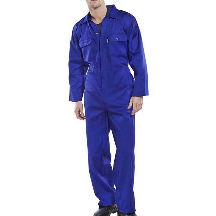 TC orange Safety Work Boiler Suit Mechanic Working Suits,reflective work uniforms