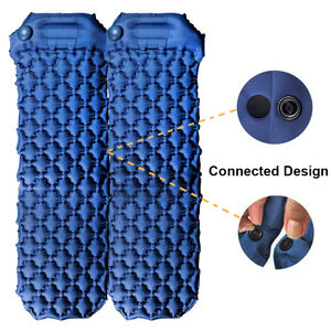 Ultralight  Amp Camping Mat Sleeping Pad Light Weight Sleeping Pad  Inflatable Sleeping Pad camping bed