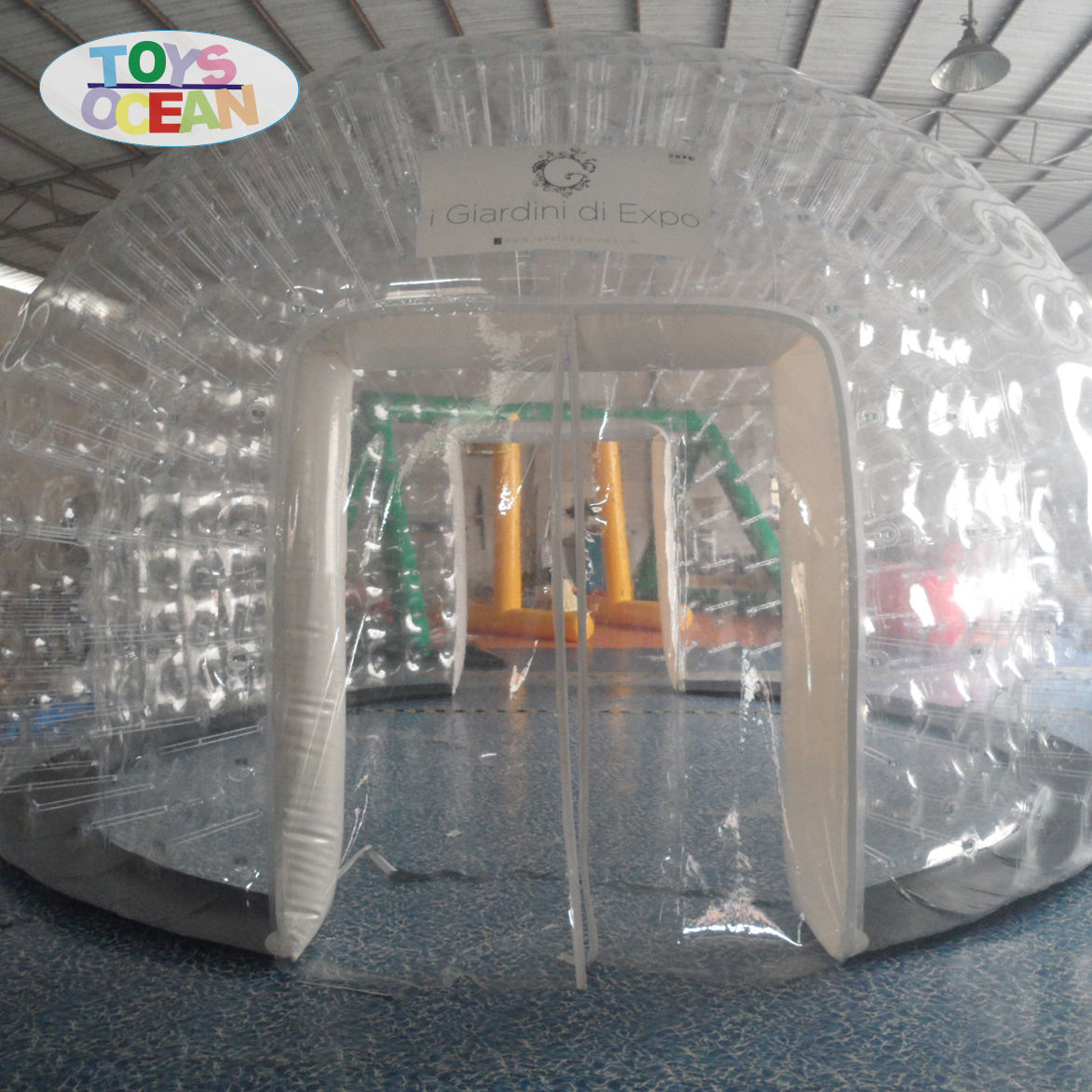 clear inflatable bubble trade show tent inflatable transparent tent event inflatable bubble tent