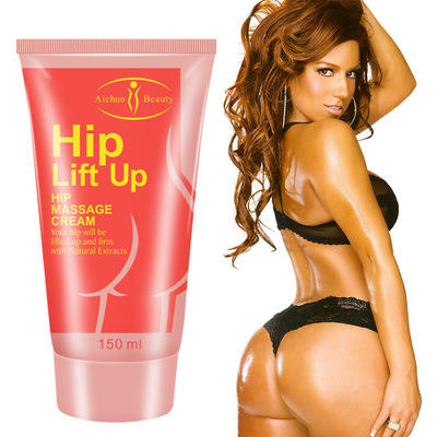 Hip Massage Cream - Butt Enhancement Cream - Butt Cream for a Bigger Butt - No need for Pills - no buttock injections