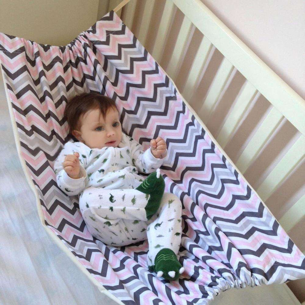 Baby Hammock Home Outdoor Detachable Portable Comfortable Bed Kit Infant Hammock Drop Shipping Comfortable