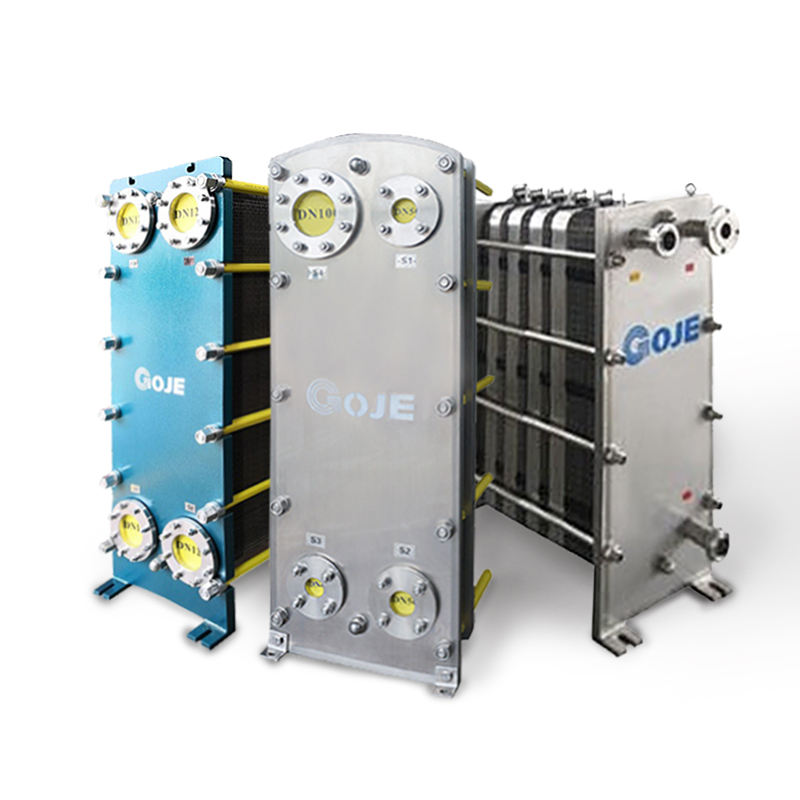 Industrial super quality plate heat exchanger for food shop