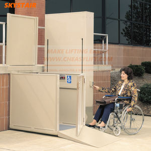 China cheap home lift small home elevator lift residential elevator lift