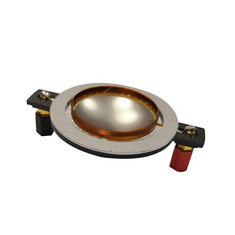 "Resin Coating 1.75 "" Voice Coil titanium diaphragm professional audio video speaker diaphragm 22xt"