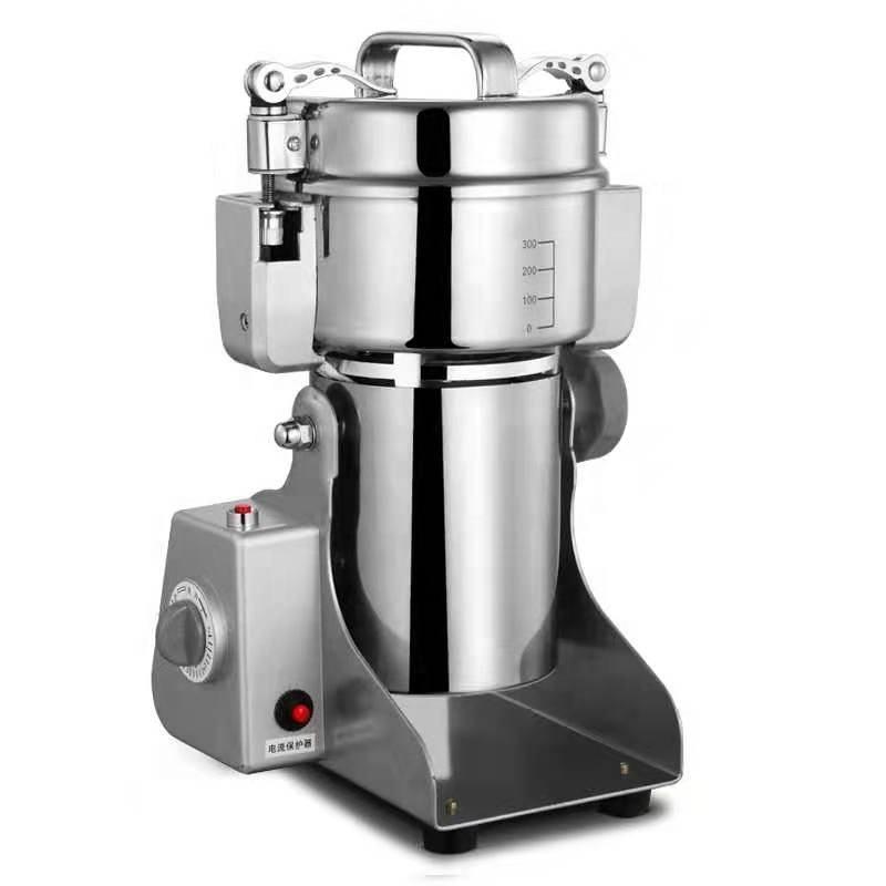 Dry pepper garlic powder grinder grinding machine grain mill meat mincer fine ginger manufacturer