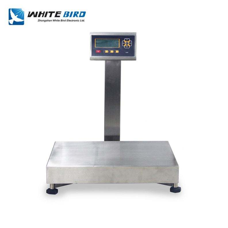 Famous Brand 300Kg Electronic Weighing Lcd Display Industrial Bench Scale
